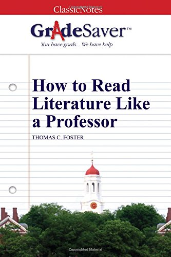 how to read literature like a professor assertions