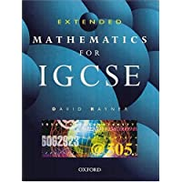 Extended Mathematics for IGCSE