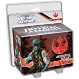 Star Wars: Imperial Assault - Saboteadores Rebeldes, Juego de Mesa (Edge Entertainment EDGSWI09)