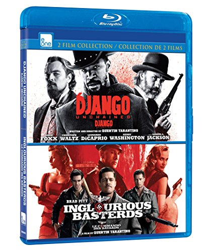Django Unchained / Inglourious Basterds (Blu-ray)