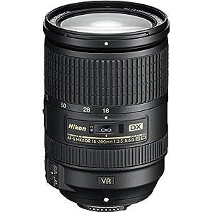 Nikon Vibration Reduction Zoom Lens with Auto Focus for Nikon DSLR Cameras