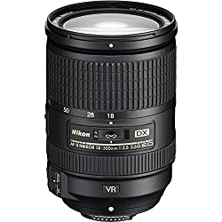 Nikon Af-s Dx Nikkor 18-300mm F3.5-5.6g Ed Vibration Reduction Zoom Lens With Auto Focus For Nikon Dslr Cameras