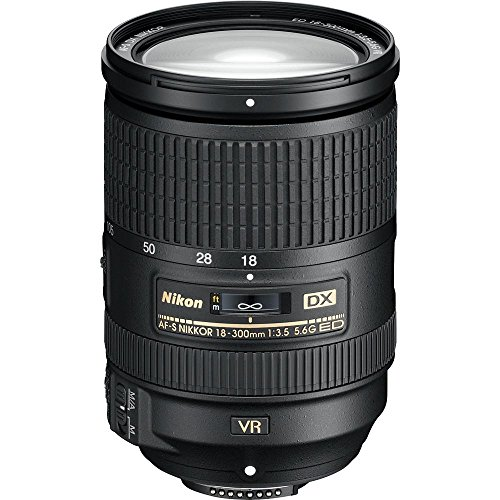 Nikon AF-S DX NIKKOR 18-300mm f/3.5-5.6G ED Vibration Reduct