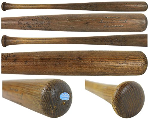 Yankees Babe Ruth Game Used 1921-31 H&B Louisville Slugger Bat Graded A6 Mears - MLB Game Used Bats