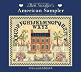 img - for Ellen Stouffer's American Sampler 2013 Deluxe Wall Calendar: Twenty-eighth Anniversary Edition book / textbook / text book