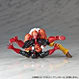 Micro Yamaguchi Riborumini Kinnikuman Kinnikuman Great about 125mm ABS & PVC painted action figure rm-011