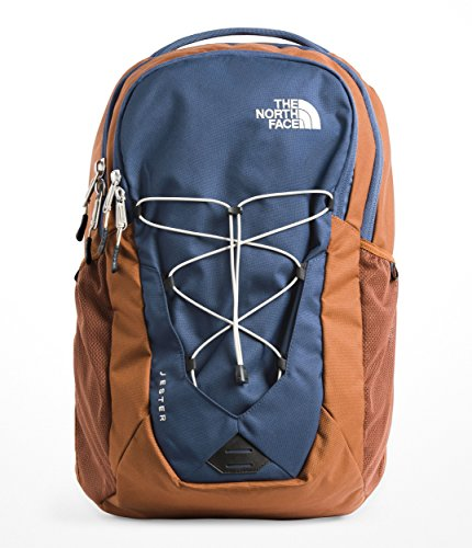The North Face Jester Backpack - Shady Blue & Gingerbread Brown - OS ()
