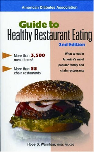 Download Guide to Healthy Restaurant Eating ebook