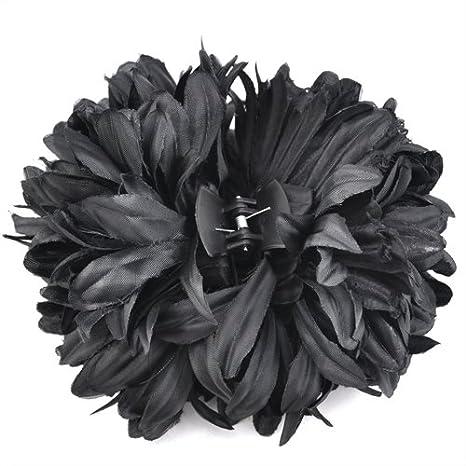 564db0e97b Veroda Khaleeji Hair Clamp Clip Flower Scarf Volumiser Hijab: Amazon.co.uk:  Beauty