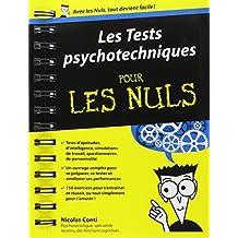 Les tests psychotechniques pour les Nuls