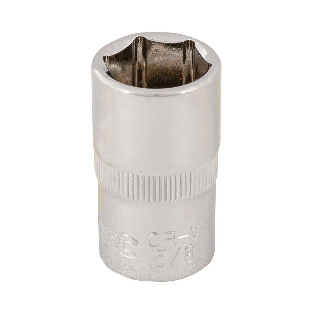 Silverline 895849 - Vaso mé trico de 3/8' (16 mm) Toolstream