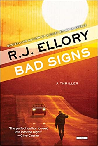 Book Bad Signs: A Thriller