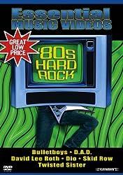 Essential Music Videos - '80s Hard Rock