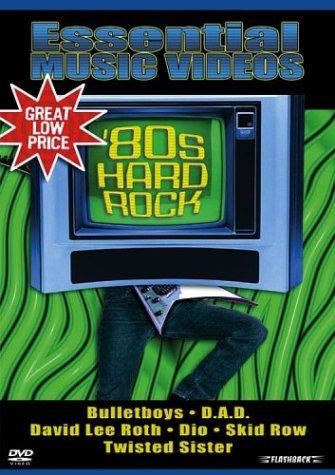 Essential Music Videos - '80s Hard -