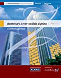 Elementary and Intermediate Algebra, Stefan Baratto and Barry Bergman, 0073309311