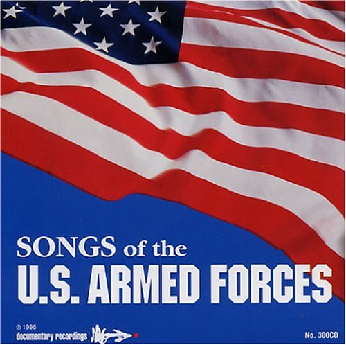 Songs Of The U.S. Armed Forces - Armed Forces Cd