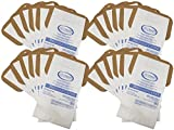 24 Aerus Electrolux Canister Style C Vacuum Cleaner Bags, Made by Electrolux Home Care Products