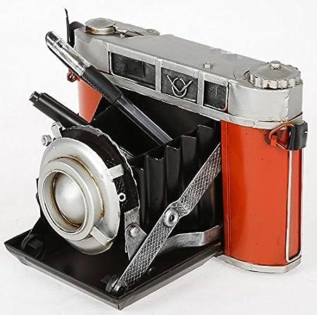 LD&P Retro cámara de hierro viejo objeto modelo adornos hacer ...