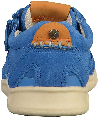 Kickers Lightbleu Bébé 18 Mixte BB Baskets HXgrH4