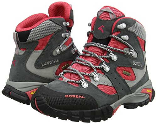 Boreal Siana–Scarpe sportive unisex rosso
