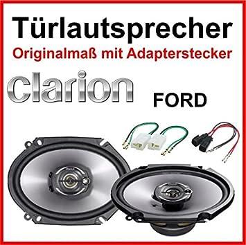 Clarion 6x8 Speziell Für Ford Mondeo Vordere Elektronik