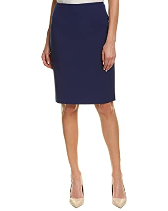 4d81a5b668 Tahari by ASL Women's Crepe Pencil Skirt at Amazon Women's Clothing store: