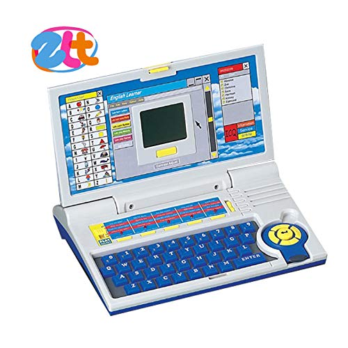 Alphamaster Business Ltd Multifunction Kids Laptop Learning Machine Toy