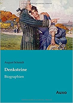 Book Denksteine: Biographien