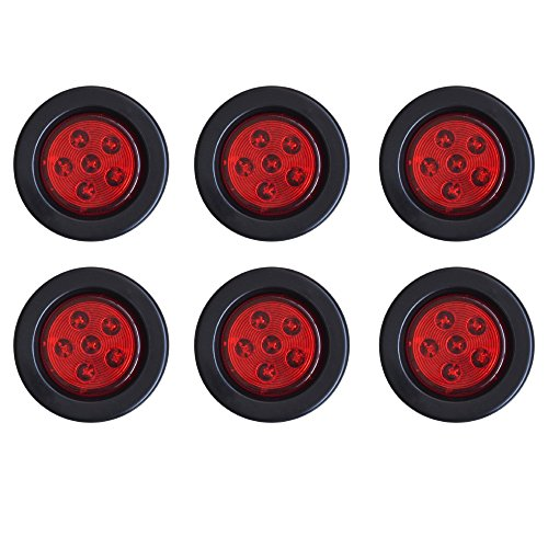 2 1/2 Inch Round Led Lights - 9