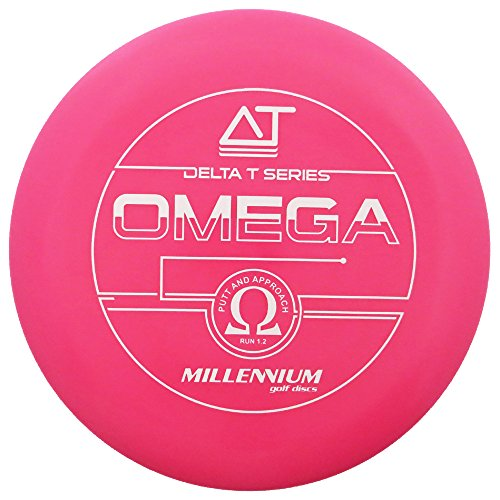 Millennium DT Omega Putter Golf Disc [Colors may vary] - - Disc Omega