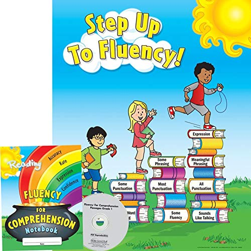 Really Good Stuff Fluency for Comprehension Read and Respond Kit Grade 1