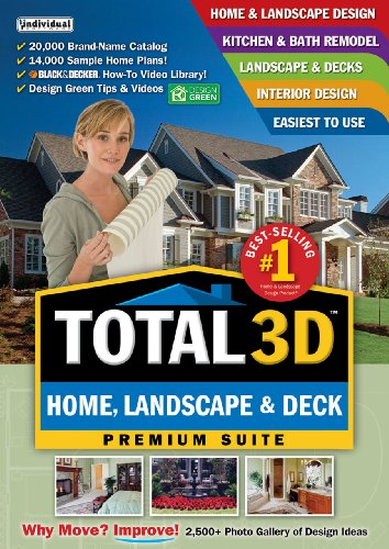 Total 3D Home, Landscape & Deck V11  [Download]