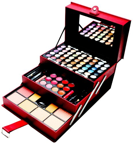 Cameo All In One trousse de maquillage (fard à paupières, blush, poudre et Plus) Exclusivité de vacances
