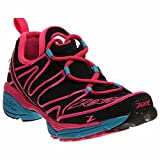 zoot shoes - Zoot Women's Ultra Kalani 3.0 Running Shoe,Black/Pink Glow/Atomic Blue,9 M US