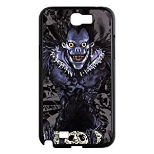 Samsung Galaxy Note 2 N7100 Cell Phone Case Black Death Note HG7628935