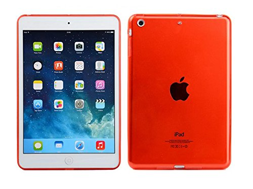 Onlineb2c High Quality Clear Soft TPU Transparent Gel Silicone Bumper Tab Case Skin Cover for Apple iPad air iPad 5 9.7
