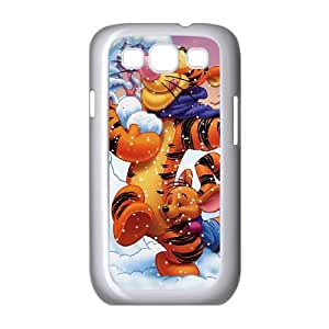 Samsung Galaxy S3 9300 Case Covers White tigger K1LB
