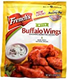 French's Buffalo Wings Seasoning Mild, 1.75 OZ (4 Pack)
