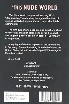 Very valuable Nudist colony documentary