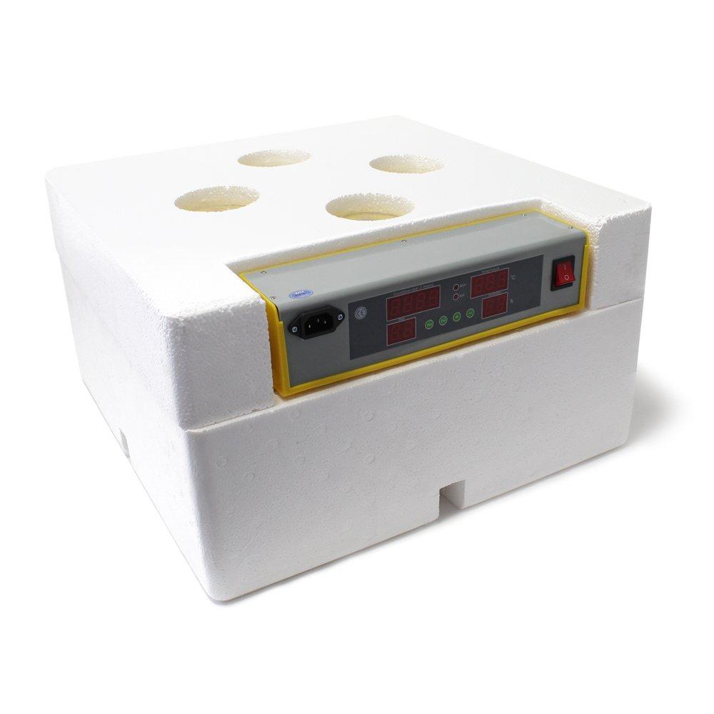 Incubadora automática 56 huevos control temperatura Incubación Criadero: Amazon.es: Productos para mascotas