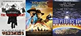 Cowboys Space Mission & Aliens Collection Hateful Eight / Cowboys & Aliens + Independence Day Resurgence Triple Feature