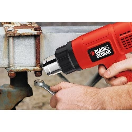 Black & Decker 1750 watts Heat Gun 220 VOLTS NOT FOR USA by BLACK+DECKER (Image #5)
