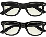 Best Success Eyewear Eye Glasses - Computer Glasses Set of 2 Anti Glare Anti Review