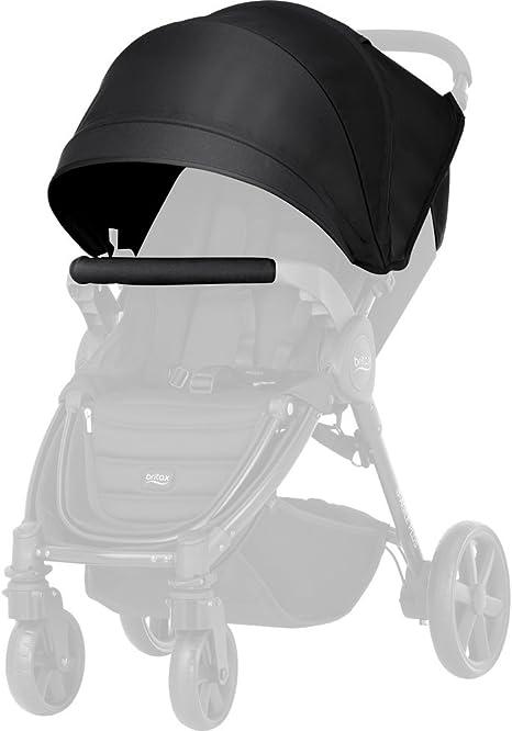Opinión sobre Britax B-Agile/B-Motion - Pack de accesorio para silla de coche, Negro oscuro (Cosmos black)