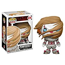 Funko Pop! Movie Stephen King IT Pennywise with wig Exclusive