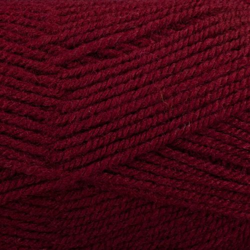 Plymouth (1-Pack) Encore Worsted Yarn Deep Burgundy 0999-1P