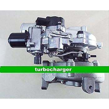 GOWE turbocharger for CT16V 17201-0L040 17201-30160 17201-30101 17201-30100 17201-30110 turbo turbocharger for Toyota Landcruiser D-4D 173HP 1KD-FTV