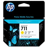 HP 711 3-pack 29-ml Yellow Designjet Ink Cartridge (CZ136A) for HP DesignJet T120 24-in Printer HP DesignJet T520 24-in Printer HP DesignJet T520 36-in PrinterHP DesignJet printheads help you respond quickly by providing quality speed and easy hassle-free