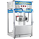 Great Northern Popcorn 6210 POPHEAVEN Commercial Quality Style Popcorn Popper Machine with 12-Ounce Kettle