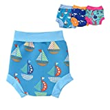 Baby Swim Diaper Nappy Trunk Reusable Briefs Swimsuit Toilet Training Pants